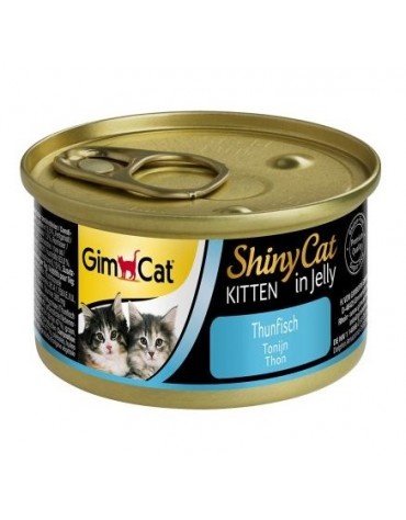 Gimpet Shinycat Kitten Thunfisch - tuńczyk dla kociąt 70g