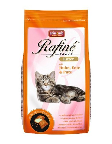 Animonda Rafine Cross Kitten Mix mięsny 400g