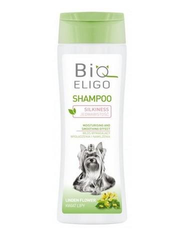 DermaPharm BioEligo Jedwabistość szampon dla sierści długiej 250ml