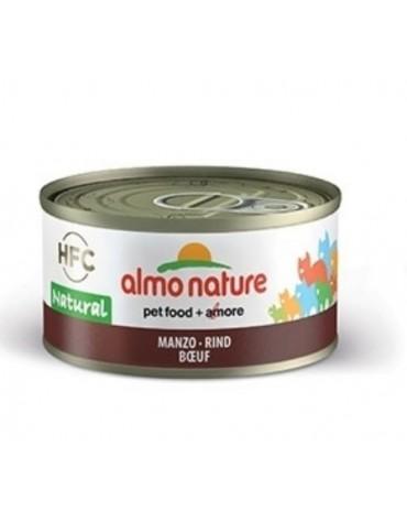Almo Nature HFC Natural Kot - Wołowina 70g [6200]