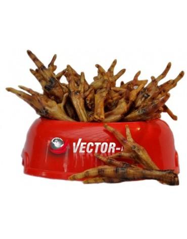 Vector-Food kurze łapki stopki suszone 5szt