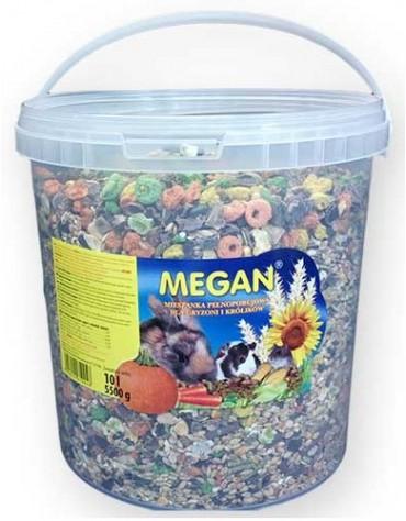 Megan Pokarm dla gryzoni 10L [ME21]