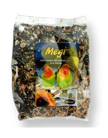Megan Megi Pokarm dla papugi 500g [ME161]
