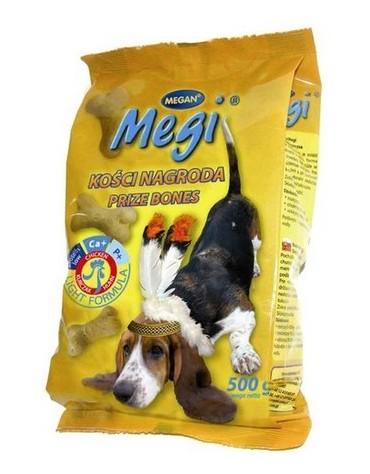 Megan Megi Ciastka dla psa drób 500g [ME148]