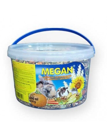 Megan Pokarm dla gryzoni 3L [ME5]