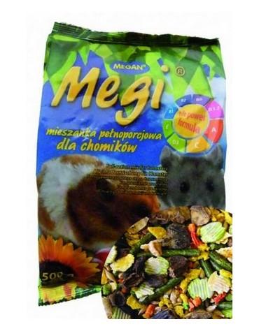 Megan Mieszanka Megi dla chomika 500g [ME143]