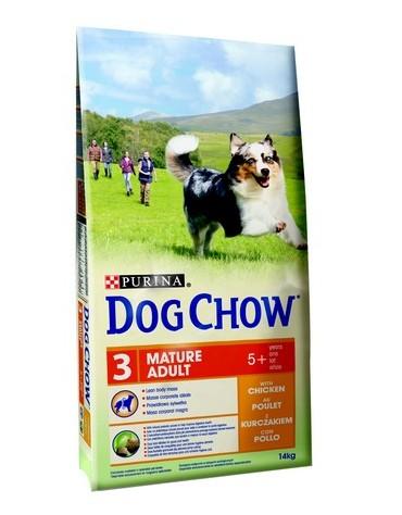 Purina Dog Chow Mature Adult Kurczak 14kg