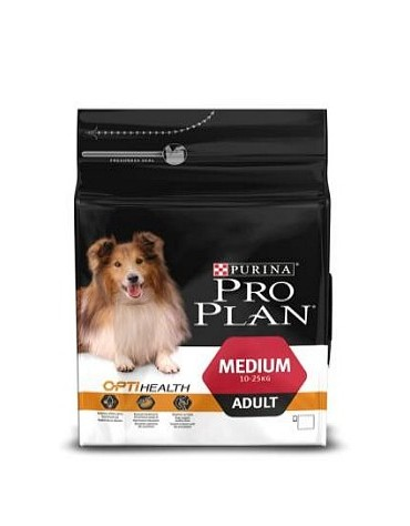 Purina Pro Plan Adult Medium OptiHealth Kurczak 3kg
