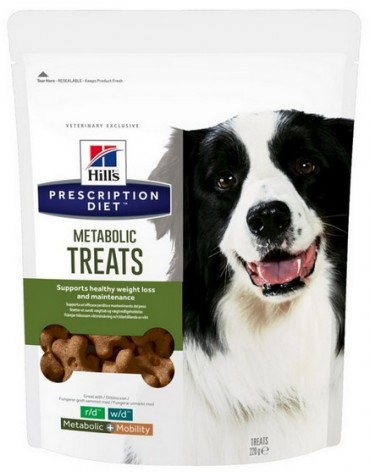 Hill's Prescription Diet Metabolic Treats Canine 220g