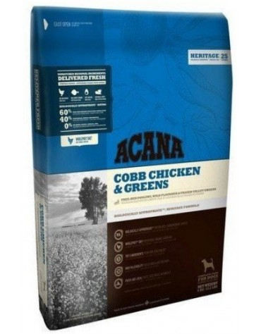 Acana Adult Cobb Chicken & Greens All Breeds 11,4kg