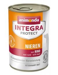 Animonda Integra Protect Nieren dla psa wołowina puszka 400g