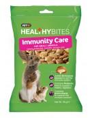 Vetiq Przysmaki dla gryzoni wsparcie odporności Healthy Bites Immunity Care for Small Animals 30g