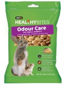 Vetiq Przysmaki dla gryzoni kontrola zapachu Healthy Bites Odour Care For Small Animals 30g
