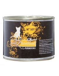 Catz Finefood Purrrr N.107 Kangur puszka 200g