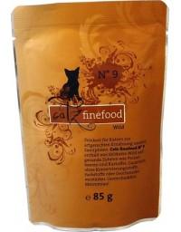 Catz Finefood N.09 Dziczyzna saszetka 85g