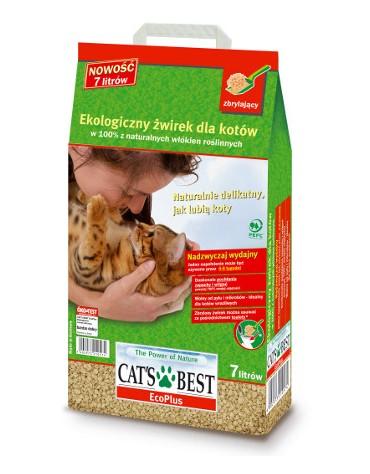 Cat's Best Eco Plus 7L / 3kg