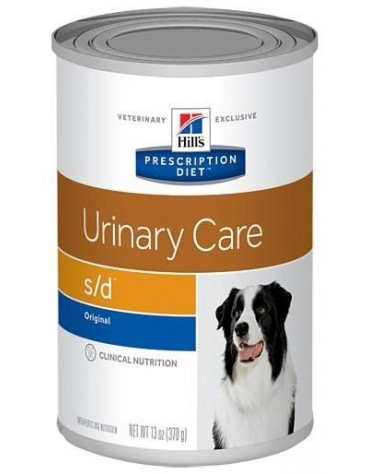 Hill's Prescription Diet s/d Canine puszka 370g