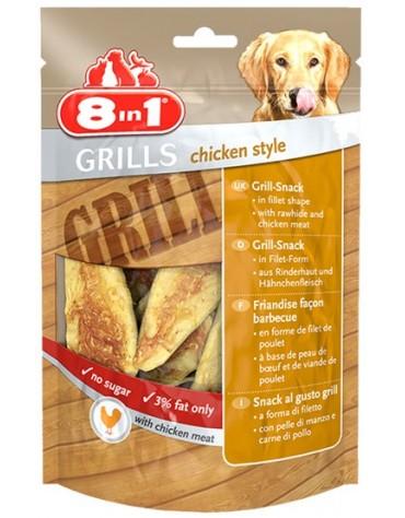 8in1 Grillowany kurczak - Grills Chicken Style 80g