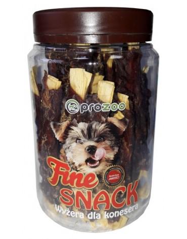 Prozoo Fine Dog Filet dorsz long owinięty mięsem z kaczki 300g [10619]