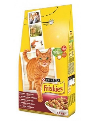 Friskies Kot Mięso i Warzywa 10kg