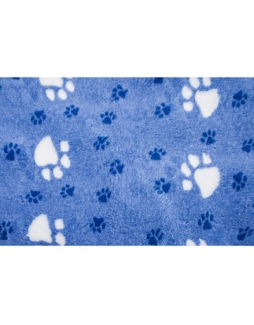 Canifel DryBed Posłanie 150x100cm Big Paw BL - niebieskie