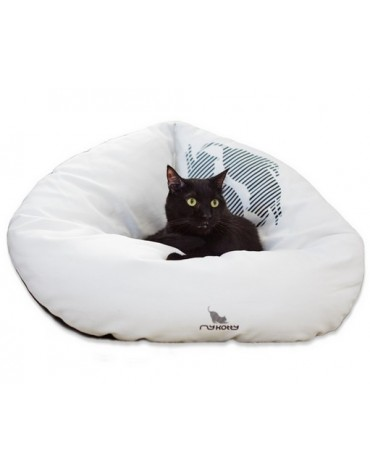 MyKotty Łóżko dla kota EMI białe