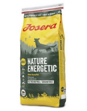 Josera Nature Energetic 4,5kg (5x900g)