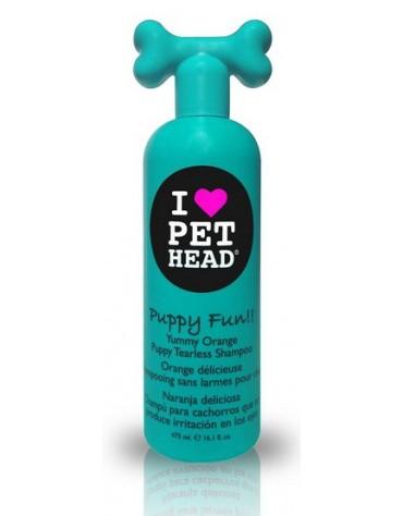 Pet Head Puppy Fun!! szampon dla szczeniąt 475ml