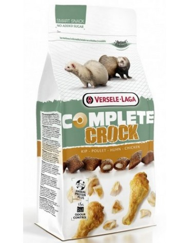 Versele-Laga Crock Complete Chicken przysmak z kurczakiem dla fretek 50g