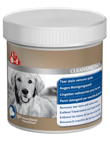 8in1 Eye Cleansing Pads - Płatki do czyszczenia oczu 90szt