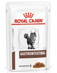 Royal Canin Veterinary Diet Feline Gastro Intestinal saszetka 85g
