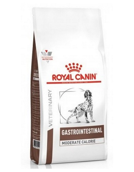 Royal Canin Veterinary Diet Canine Gastro Intestinal Moderate Calorie 15kg
