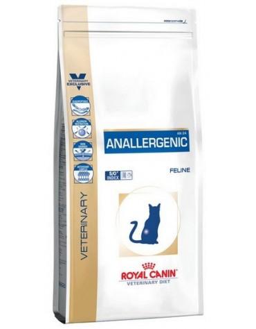 Royal Canin Veterinary Diet Feline Anallergenic Cat 2kg