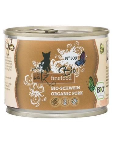 Catz Finefood Bio N.509 Wieprzowina puszka 200g