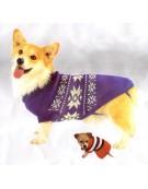 """Doggy Fashion Golf 40cm/14"""" wzór zimowy"""