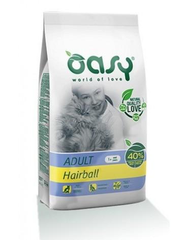 Oasy Kot Dry Hairball 300g