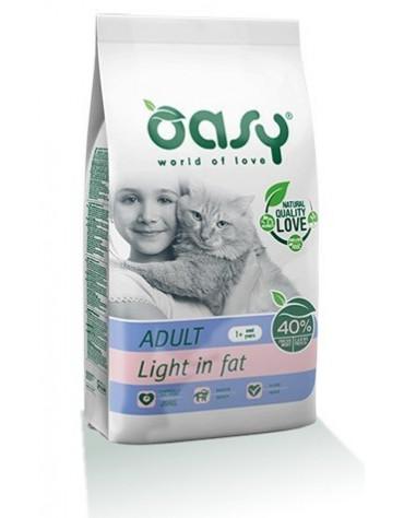 Oasy Kot Dry Light 300g