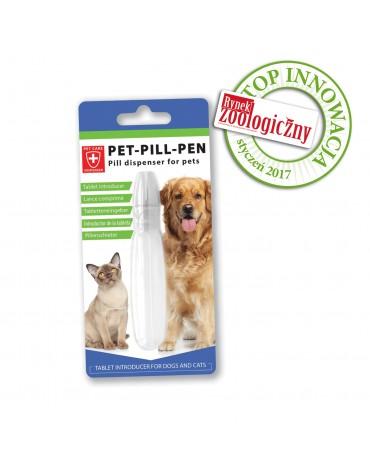 Pet Pill Pen blister Dozownik tabletek dla zwierząt