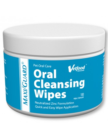 MAXI/GUARD Oral Cleansing® wipes 100 szt.