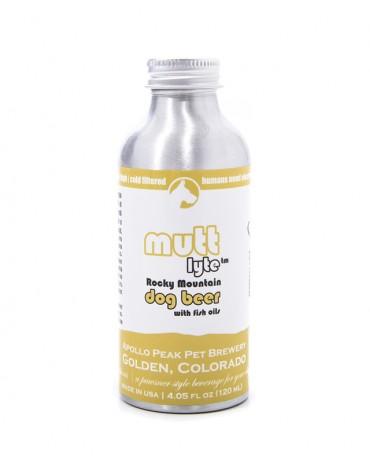 Mutt Lyte Gold - Piwo dla psa (zdrowe sere)