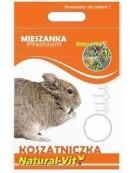 Natural-Vit Mieszanka Koszatniczka Premium 500g