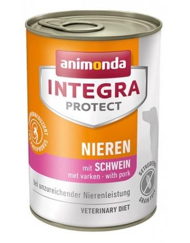 Animonda Integra Protect Nieren dla psa wieprzowina puszka 400g