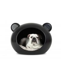 Guisa posłanie dla psa czarne 40x52x40 cm