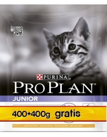 Purina Pro Plan Cat Original Kitten Optistart 800g (400+400g gratis)