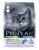 Purina Pro Plan Cat Sterilised 7+ Longevis Turkey 1,5kg