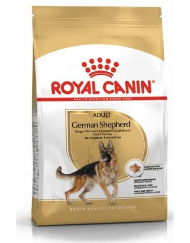 Royal Canin German Shepherd Adult karma sucha dla psów dorosłych rasy owczarek niemiecki 11kg