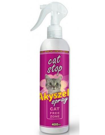 Certech Akyszek Odstraszacz dla kotów spray 400ml