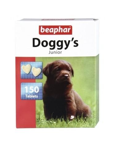 Beaphar Doggy's Junior - tabletki witaminowe 150szt.