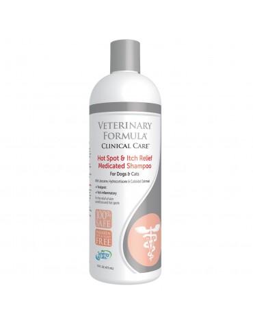 VFCC Szampon łagodzący podrażnienia Hot Spot&Itch Relief dla psów i kotów 473 ml