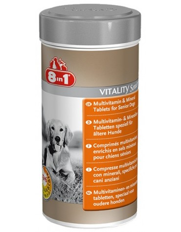 8in1 Multi Vitamin Senior 70tabl.